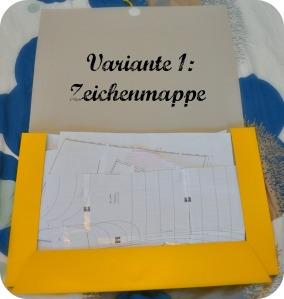 Zeichenmappe